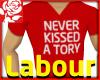 LGBT Labour Shirt M