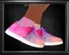 Tie Dye Tennis Shoes