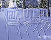 Winter Wedding Chairs