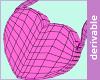 heart purse (DRV)