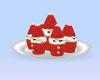 [Der] Santa Cupcakes V3