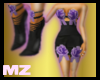 ~MZ~BOW DRESS THICKETY