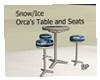 (BP) Snow/Ice Orca Seat