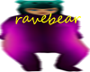 rave bear