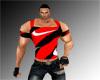 muscles top roja