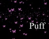 Butterfly Particle Pink