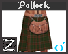 Z: Pollock IMPROVED Kilt