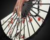 Hand Oriental Fan