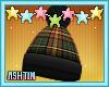 ! KID Flannel Fall Hat