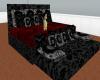 (TK) Vamp Poseless bed