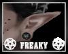 Baphomet Demon Ear/Plugs