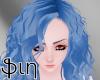 [ֆ] Curls - Blue