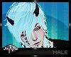 `| Blue Hair