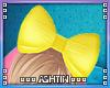 ! KID Yellow Giant Bow