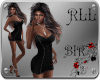 [BIR]Dress-Black*RLL