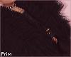 P| Black Fur Layerable