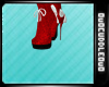 Dark Glitter Heels