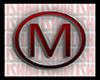 M. 5k Support Sticker