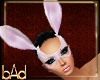 Pink Bunny Mask