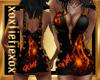 [L] WOLF Fire Dress F