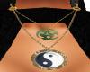 Yin Yang Jade Necklace