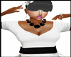 Female Cumberbun- Black