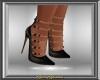 Black & Gold Stilettos
