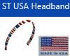 ST USA Headband