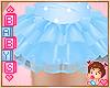 ! ✿ Kids Blue Tutu *