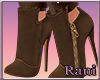 Fall Out Boots - Brown