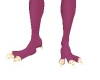 Male Sakura Dragon Feet