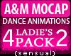 Ladie's Dance Pack 2!