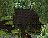 Dark brick cottage