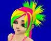 Neon Colored Olivia