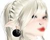 ★ messy ponytail