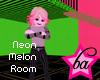 (BA) Neon Melon Room