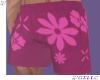 [Gel]Alez Pink Shorts