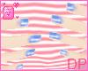 [DP] Short blue nails