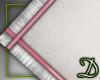 [D] White/Pink Rug 2