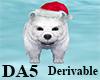 (A) Christmas Baby Bear