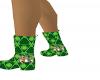 Irish Baby Yoda Boots