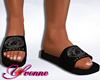Y* Versace Slides