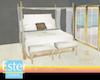 ST BARTH Bed Caribbean