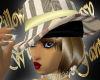 WF>V4NY~BB Hat AshBrown