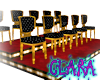 Audience Seating  for 10