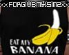 EAT MY BANANA MENS TANK