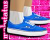 [MJ] Blue Vans M