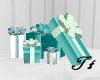 Teal Wedding Gifts