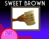 P4F Sweet Brown Hot Mug