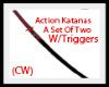 (CW)Action Katanas M/F